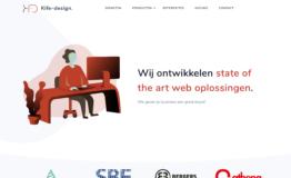 Kife-design - En nog een WordPress website